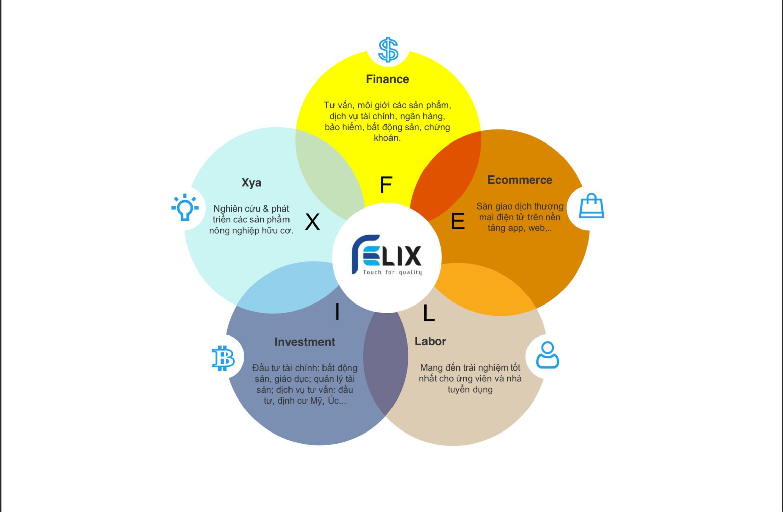 Felix công bố hai giải pháp ứng dụng công nghệ mới