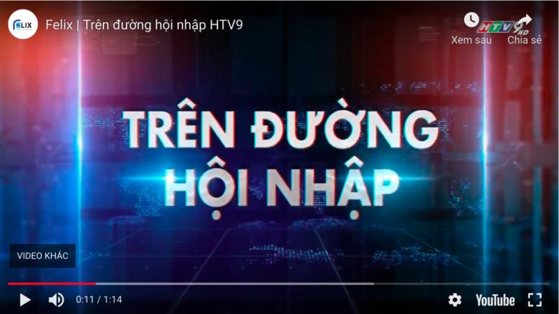Trên đường hội nhập – HTV9